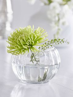 Glass Tealight Vase  #nordichouse #glass #vase