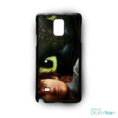 How to train your dragon AR for Samsung Galaxy Note 2/3/4/5/Edge phonecase