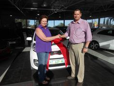 Congratulations to Mrs McGee with the purchase of her brand new Kia Picanto during the month of November. Thank you to Jaco Booysen for making this possible. Welcome to the Kia family.