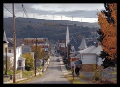 "Meyersdale is one of four Somerset County ""Trail Towns"" along the Great Allegheny Passage."