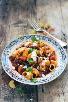 Dorian cuisine.com Mais pourquoi est-ce que je vous raconte ça... : One Pot Pasta, vrai plat ou gloubi-boulga ? One po...