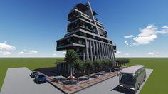 Kıbrıs Otel Tasarımı