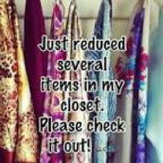 EVERYTHING..... Everything Must Go....?????? Accessories