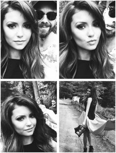 Nina Dobrev- The Vampire Diaries.♥