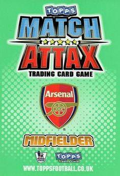 2010-11 Topps Premier League Match Attax #9 Andrey Arshavin Back