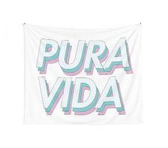 PURA VIDA PASTEL Wall Tapestry Beach Dorm Rooms, Dorm Tapestry, Tapestries, Dorm Shopping, Pastel Walls, Tapestry Design, Room Ideas Bedroom, Textile Prints, Decorative Throw Pillows