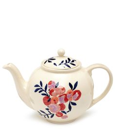 Flowers of Liberty Wiltshire Liberty Print Teapot | Kitchen and Dining | Liberty.co.uk