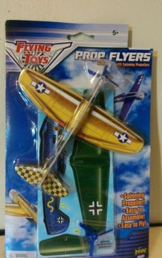 Prop fighter jets by Imperial 2 pack 6   New in package. ages 5+ Prop fighter jets By Imperial 2 pack 6  Ages 5+ 100% guaranteed New purchased for resale by Keywebco Video inspected during shipping Shipped fast and free from the USA The item for sale is pictured and described on this page. The stock photo may include additional items for display purpose only - which will not be included. Packages may show wear or be opened if the battery is replaced or during the inspection…
