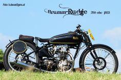 Brumm-Rudge 350ohv 1933