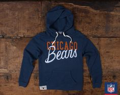 Who's ready for some football? Gear up in your Chicago Bears Junk Food pullover next game day. #NFLFanStyle and #contest