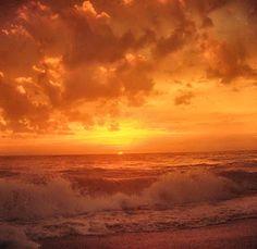 Old Orchard Beach Sunset