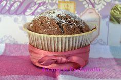 Muffin - cioccolato - merenda