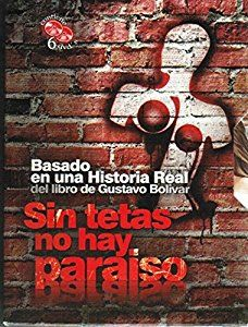 Amazon.com: SIN TETAS NO HAY PARAISO PK OF 6 DVDS: Maria Adelaida Puerta, Patricia Ercole, Sandra Beltran, Luis Alberto Restrepo: Movies & TV
