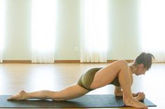 Relaxing yoga poses for brides-to-be