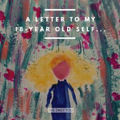 Letter to the old self about today Life Is Good, Self, Lettering, Life Is Beautiful, Drawing Letters, Brush Lettering