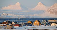 Ny-Ålesund, Norway.
