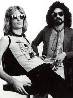 Yes we all know who they are, Hall & Oates, but I see Andy & Tony during the run of the show. What show? Read the book. Delilah's Shear Delights