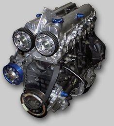 2JZ Engine Parts - 2JZGTE Race/Street Motor Level III by Titan