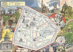 le 5ème arrondissement autrefois....