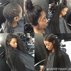 Astonishing Now This Is A Versatile Sew In When Choosing The Best Matters Hairstyle Inspiration Daily Dogsangcom