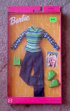 Barbie Fashion Avenue 1999 School Rules Jeans Outfit   eBay