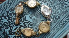 Watch of Vintage watches by OldNouveau on Etsy, $68.00