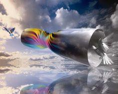 Dariusz Bareya photo blog: Uwiedziony przez sztukę: cyfrową