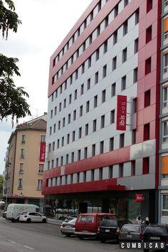 Cumbicão: Hotel Review - Onde ficar em Genebra? Ibis Genève Centre Nations