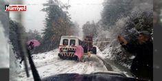 Alanya Uludağa döndü! : Antalyanın Alanya İlçesinde vatandaşlar kar yağışı ve olumsuz hava koşulları nedeniyle zor anlar yaşadı. Yoğun kar yağışı nedeniyle Akdenizin tatil cenneti olarak bilinen Alanya bir anda Uludağa döndü. Taşımalı eğitim yapılan 5 okulda eğitime 1 gün süreyle ara verildi.  http://www.haberdex.com/turkiye/Alanya-Uludag-a-dondu-/135923?kaynak=feed #Türkiye   #Alanya #neden #döndü #yağışı #Uludağ