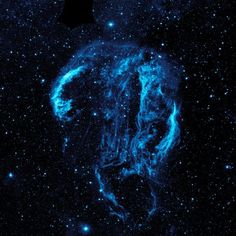 The Cygnus Loop—captured by the cameras aboard NASA's Galaxy Evolution explorer—is a stunner. http://ti.me/GSNius