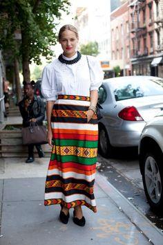50 Stellar NYFW Street-Style Snaps