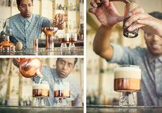 Célébrez le début de l'été en toute élégance avec une verrerie qui ajoute de l'audace à l'architecture de votre table. Faits de verre soufflé et orné de détails en cuivre peint à la main, ces verres Tank de @tomdixonstudio sont simples tout en étant décoratifs et servent pour différentes occasions. . . . #lestudioluminaires #coffee #coffeelover #design #interior #copper #tomdixonstudio #accessories #home #giftideas  #cocktails #mixology #designlovers #homedecor Tom Dixon, Cocktails, Studio, Coffee Maker, Servent, Kitchen Appliances, London, Ceramics, Architecture