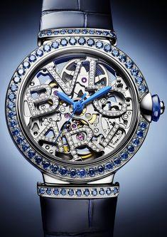 Buy Bvlgari watches for Men & Women from Johnson Watch Company in New Delhi India. Authorised Dealer for Bvlgari. Swiss Watch Brands, Luxury Watch Brands, Swiss Luxury Watches, Luxury Watches For Men, Bvlgari Watches, Gentleman Watch, Skeleton Watches, Blue Gemstones, Gold Watch