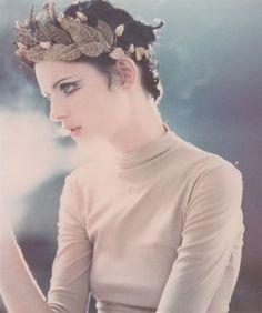 Stella Tennant by Steven Meisel