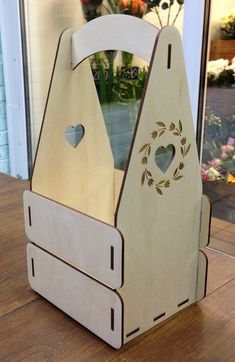 Fun Projects For Kids, Small Wood Projects, Cnc Projects, Craft Stick Crafts, Wood Crafts, Diy And Crafts, Laser Cut Wood, Laser Cutting, Laser Cutter Projects