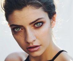 the way your green eyes shine | via Tumblr