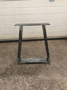 Pied de Table trapèze jambe jambe de Table basse en métal