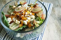 Salads - Fruit & Cheese on Pinterest   Goat Cheese Salad, Pear Salad ...