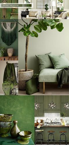 Interior Decor Color Trends For 2020 – Lamour Artisans - Trending - Home Decor Interior Decorating Styles, Home Decor Trends, Home Interior Design, Interior Plants, Luxury Interior, My Living Room, Living Room Decor, Small Living, Feng Shui
