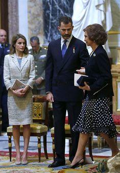 En la misa por el centenario del nacimiento de Don Juan de Borbón en marzo de 2013