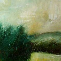 landscape #55 | oil painting | erica kirkpatrick