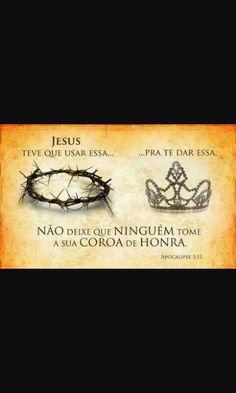 Jesus está voltando prepara te, é real a sua vinda