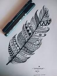 Pin by thirah amran on mandala/doodle/art in 2019 Doodle Art Drawing, Zentangle Drawings, Cool Art Drawings, Pencil Art Drawings, Art Sketches, Drawing Ideas, Zentangle Patterns, Zentangles, Easy Drawings