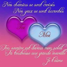 Tu me manques mon amour ♥️ vg Amor Humor, Love Heart Gif, Beautiful Love Pictures, French Quotes, Love Words, Positive Affirmations, Just Love, Love Quotes, Encouragement