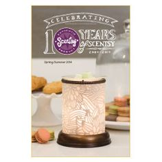 Scentsy Spring/Summer 2014 Catalogs (US-ENGLISH)