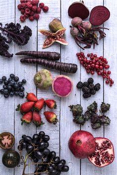 Ruby Red Saft Zutaten / Juice ingredients