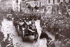 Košice - WWII