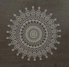 Women for Women - Lace Beaty Legierska Crochet Dollies, Crochet Doily Patterns, Crochet Lace, Yarn Projects, Lace Knitting, Cozy House, Doilies, Tassels, Free Pattern