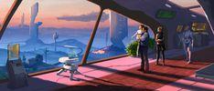 красивые картинки,art,арт,Sci-Fi,Dunhuang Chen