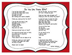 cute poem for special education teachers